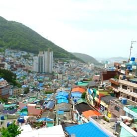 Gamcheon Cultural Village Busan 020