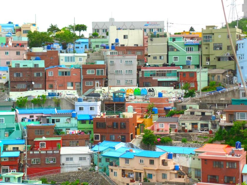 Gamcheon Cultural Village Busan 036
