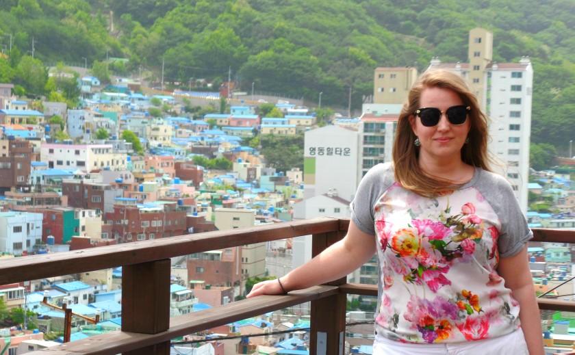 Gamcheon Cultural Village Busan 043