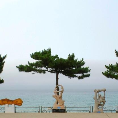 Donghae Korea East Coast 021
