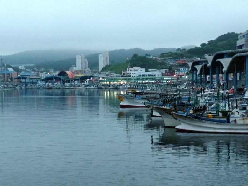 Donghae Korea East Coast 034