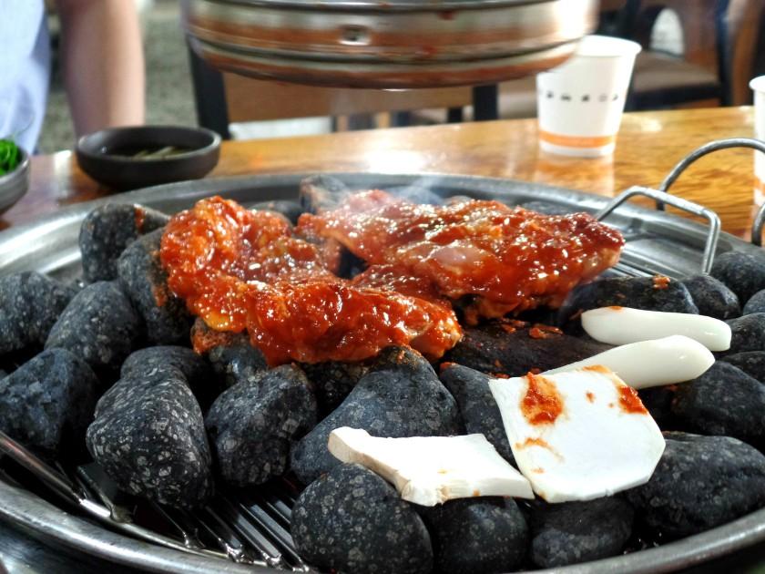 Dak Galbi Chuncheon Korea 002