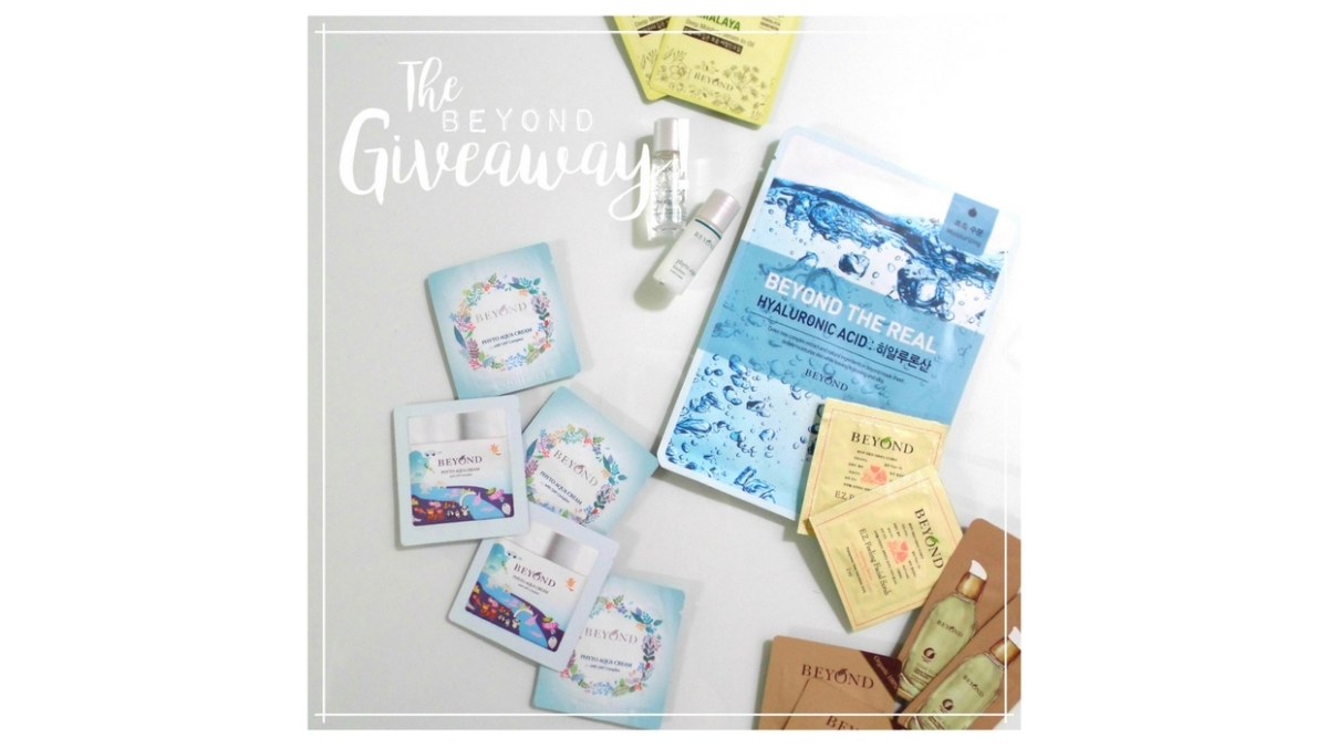 Beyond Samples **Giveaway!**