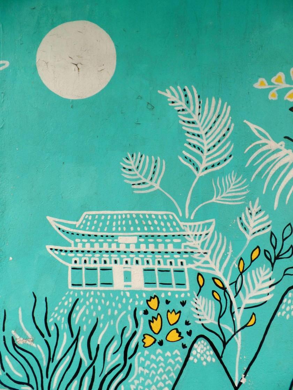 Ehwa Mural Village Seoul Korea 003