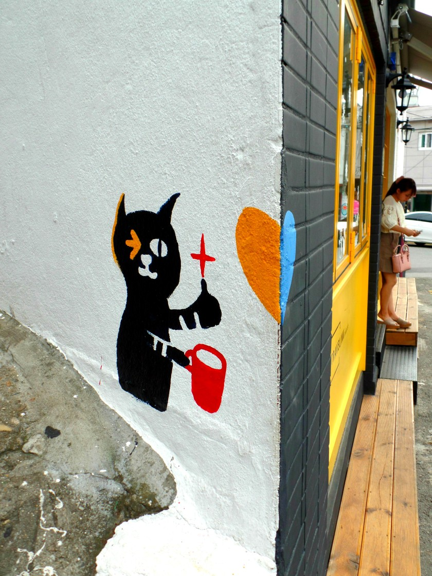 Ehwa Mural Village Seoul Korea 014